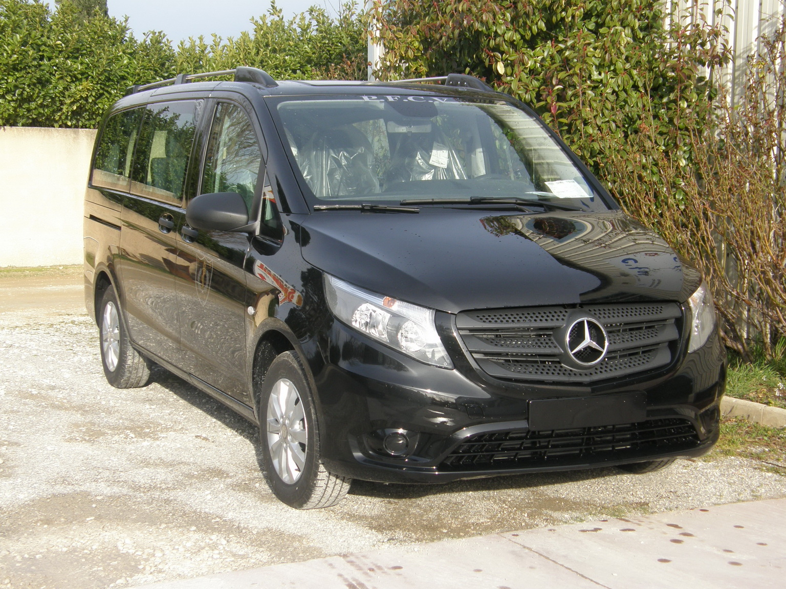corbillard mercedes vito v hicule fun raire am nag cfac. Black Bedroom Furniture Sets. Home Design Ideas