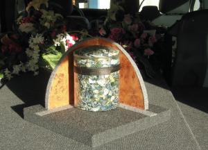 porte urne